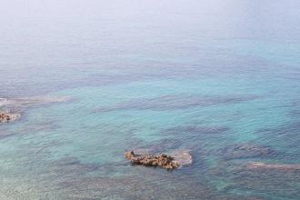 Il mare - particolare