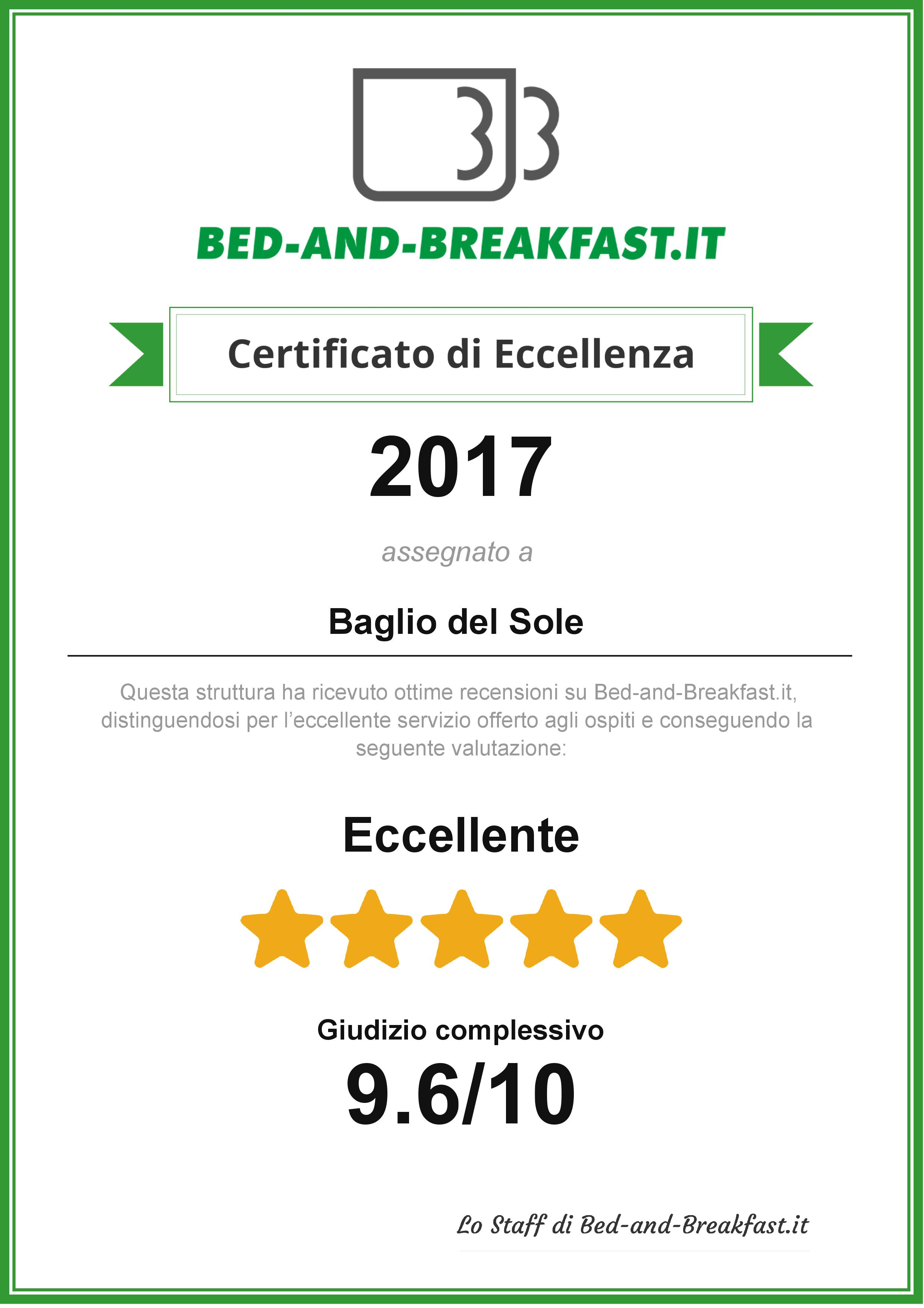 Bed-and-Breakfast.it - San Vito lo Capo - Baglio del Sole